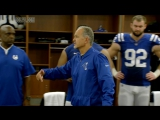 Victory Speech Chuck Pagano after San Francisco 49ers game