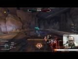 Тестовый стрим Quake Champions для проверки Restream