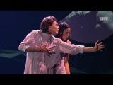 Танцы: Ильдар Гайнутдинов и Марина Кущева (сезон 4, серия 17) из сериала Танцы смот ...
