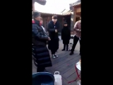 180112 EXO Lay Yixing @ The Golden Eyes Start of Filming Blessing Ceremony