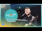 Ryan O'Shaugnessy - Together - Exclusive Rehearsal Clip - Ireland - Eurovision 2018