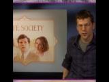 Cafe Society - Jesse Eisenberg interview