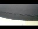 Перетяжка заднего дивана BMW X5