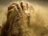Время - это песок. Жизнь - это вода. Слова - это ветер… Осторожнее с этими компонентами… Чтобы не получилась грязь…