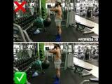 Выполняй упражнения правильно   // STRONG DIVISION