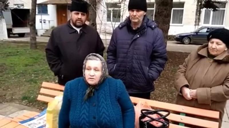 пожилую крымскую татарку с приступом почечной колики выписали