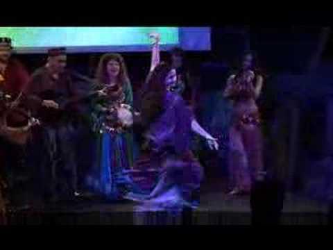 Russian Gypsy Basso Alla Shariy and Gypsy Dance Theatre