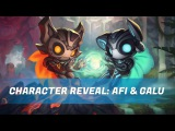 Character Reveal Afi &amp Galu, the Elemental Duo