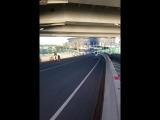 Мишель Фам - У Зенит арены, Лахта Центр,яхтенный мост