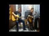 Великанов Александр и Назар Никурашин - Еду ( песня группы Чиж и Компания)
