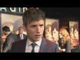 Eddie Redmayne opens up about transgender role in The Danish Girl