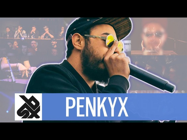 PENKYX | The Loopstation Revolutionary