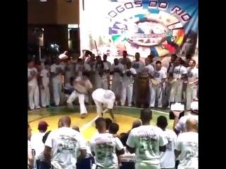 Jogos do Rio 2018 jogo de São Bento grandе