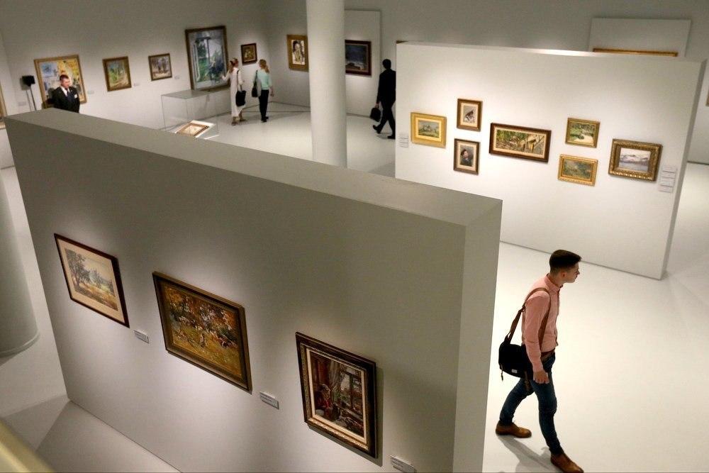 Спектакль-перформанс покажут в Музее русского импрессионизма на Ленинградском проспекте