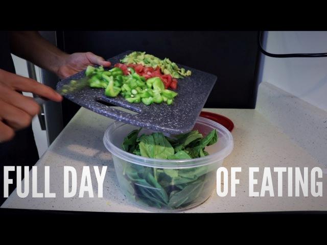 Full Day of Eating   Professional Footballer's Meal Plan