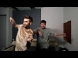 Юлик и Руслан СМН танцуют, Кузьма психанул