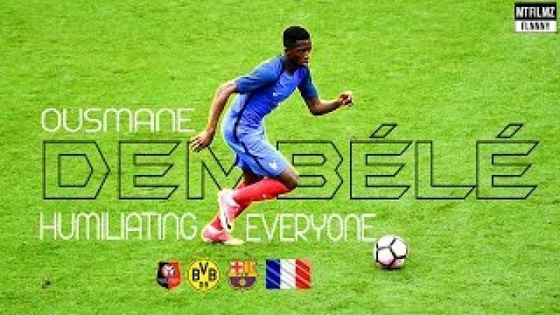 Ousmane DEMBÉLÉ • Humiliating Everyone | HD