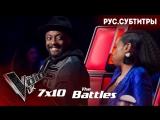 The Voice UK - 7x10 - RUS SUB HD