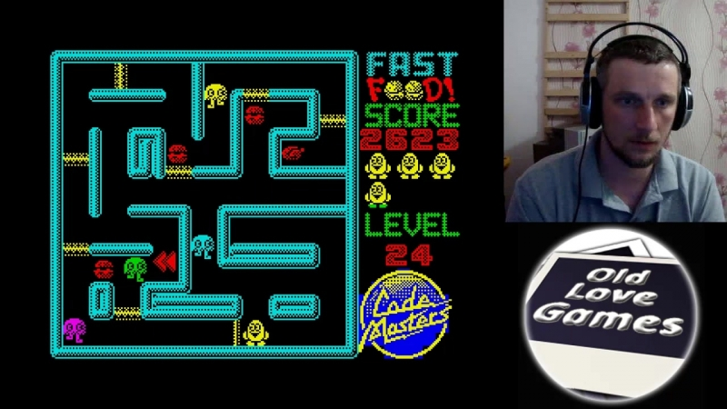 Fast Food - 1 /7 - Fast Food! (ZX-Spectrum)