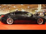 Opel Insignia OPC-Line Limo 2013 Tuning 2.0L Diesel 130 PS, Custom Air build, Custom made wheel R20
