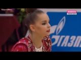 Arina Averina clubs AA 2018 Moscow Grand Prix