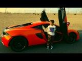 Крутой День рождения Макса в Дубаи! Mclaren и XboxOneX в подарок. По пустыне на суперкаре