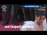 Kendall Jenner on Girls Of The Sun Red Carpet at Cannes Film Festival 2018 Day 5 _ FashionTV _ FTV