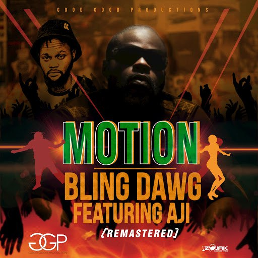 Bling Dawg альбом Motion (Feat Aji) [Remastered]