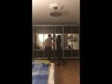 Homemade - Salsa in the living room