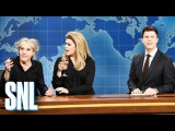 Weekend Update Brigitte Bardot and Catherine Deneuve - SNL