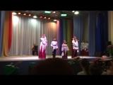 Дай Бог мира и счастья России. Отчетный концерт Веретенца 2018