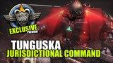 Infinity EXCLUSIVE Sneak Peek: TUNGUSKA Jurisdictional Command