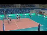 HIGHLIGHTS. Зенит-Казань — Енисей Суперлига 2017-18. Мужчины