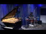 Vijay Iyer and Tyshawn Sorey's Duet for piano and drums