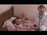 Дети играют в доктора - Диарея: отравление, промывание желудка