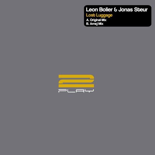 Jonas Steur альбом Lost Luggage