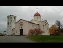 Klockorna i Valamo kallar till gudstjänst