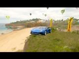 3 Монтаж, уже по игре Forza Horizon 3