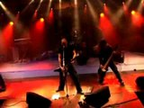 Before The Dawn - My darkness (live@Lahti).mov