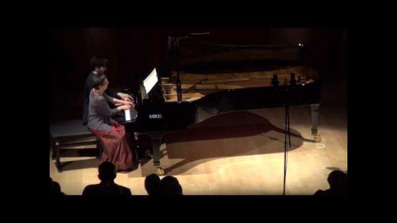 Maria João Pires - Julien Brocal: Schubert Fantasia in fa minore D940 op.103
