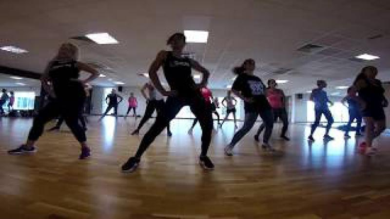 Tension Fergie Double Dutchess Mundo Dance fitness and choreography Yonier Garcia