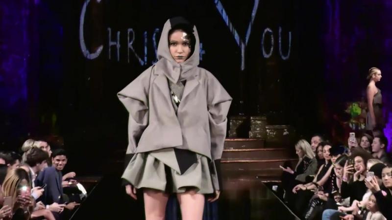 Christy You New York Fashion Week Powered by Art Hearts Fashion NYFW FW18
