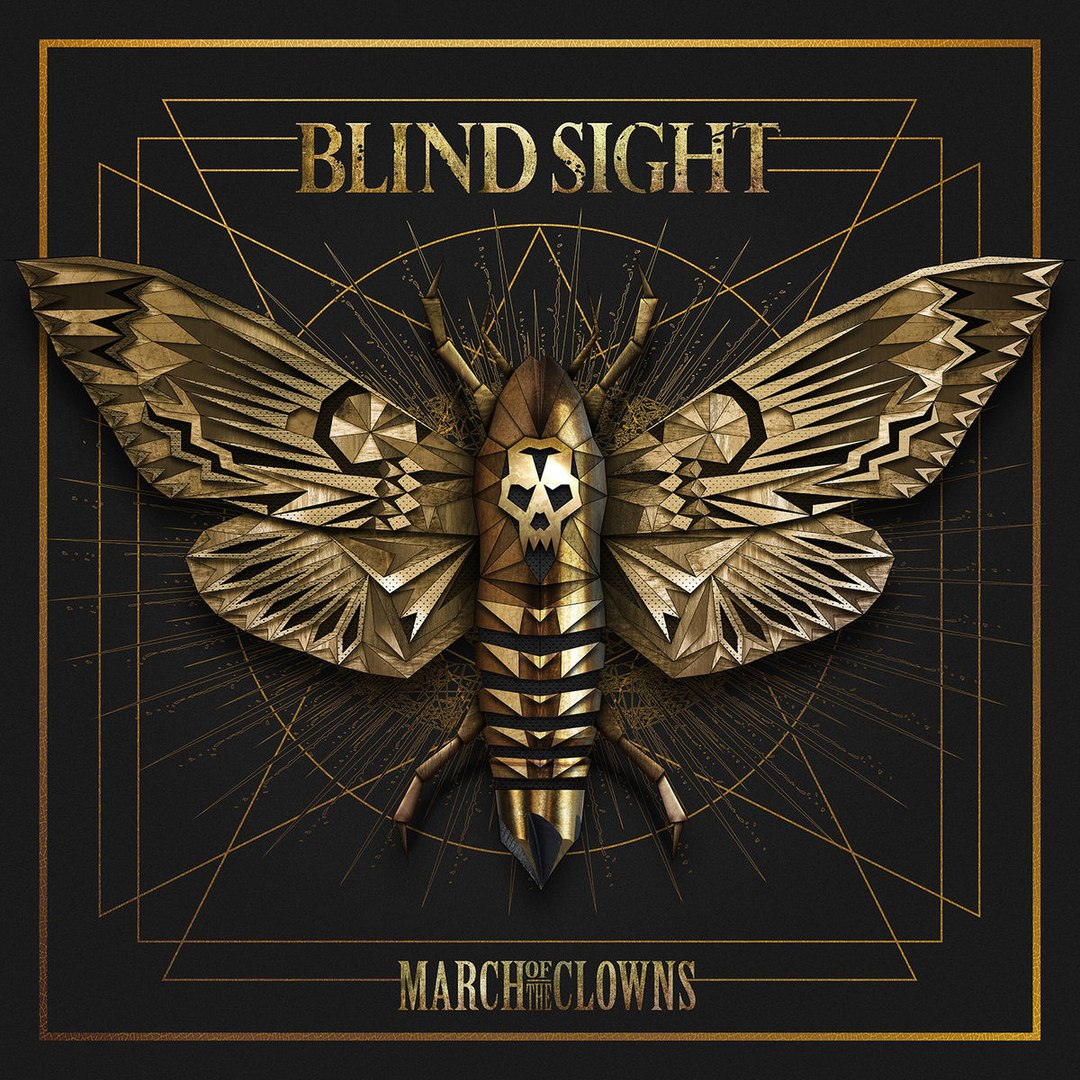 Blind Sight - March Of The Clowns (2018)