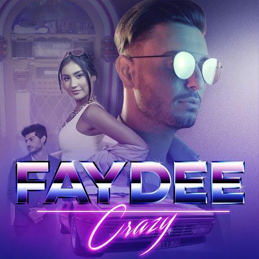 Faydee альбом Crazy