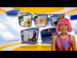 Lazy Town - Once Upon A Time In Lazy Town DVD Menu