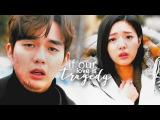 Ji A x Min Kyu If our love is tragedy ep 24 I'm Not A Robot MV