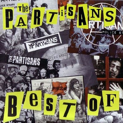 The Partisans альбом Best of the Partisans