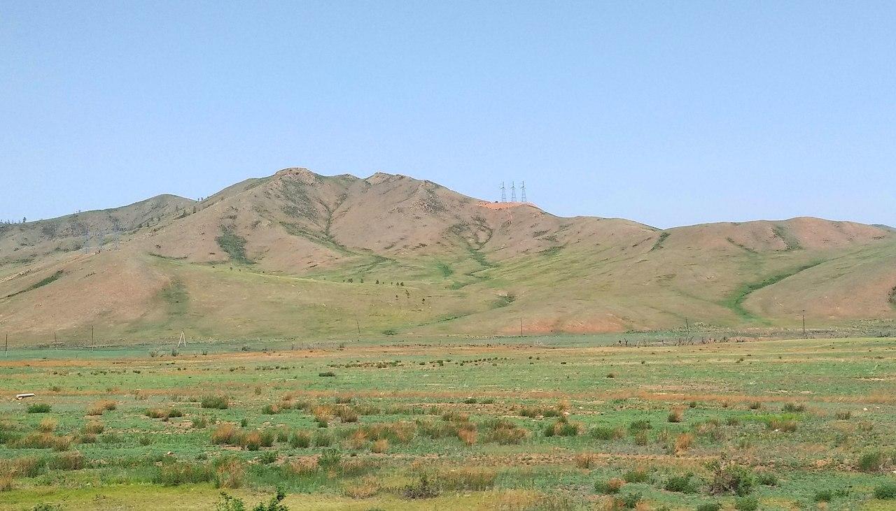 Солнечная Бурятия: по трассе М55 от Никольска до Улан-Удэ