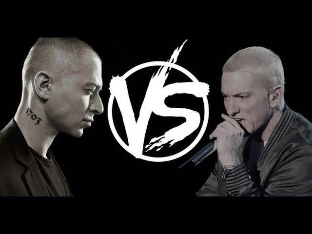 Eminem vs. Oxxxymiron - Till I Collapse (Тентакли) [MadiShock Edit]