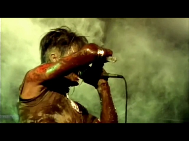 Skinny Puppy - Addiction (Unofficial Music Video The Roller Blade Seven)